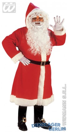 weihnachten weihnachtsmann nikolaus santa claus kost m. Black Bedroom Furniture Sets. Home Design Ideas