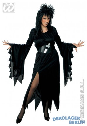 Halloween Prinzessin Evelina Teufelin dark angel