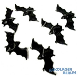 Halloween Deko Fledermaus 4er Set