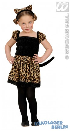 Kinderkostüm beauty Leopard aus der Serie Beauty Queen