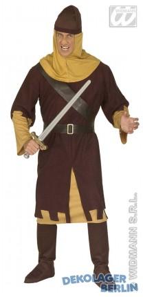 Tavernen Wirt Kostüm aus dem Mittelalter für Herren