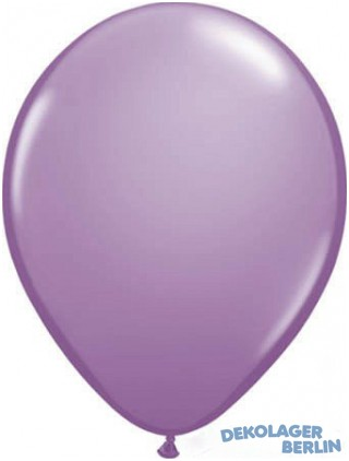 Luftballons Ballons in violet lila lavendel