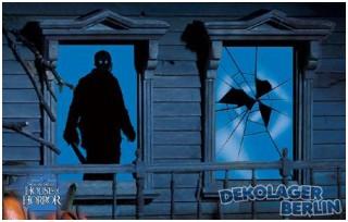 Halloween fensterbilder jaseon freitag der 13 deko fenster - Halloween fensterbilder ...
