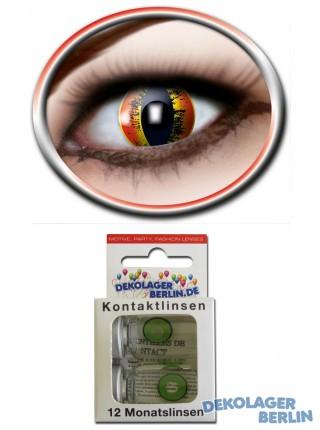 farbige kontaktlinsen saurons eyes jahreskontaklinsen. Black Bedroom Furniture Sets. Home Design Ideas