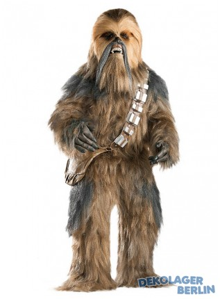 Original Chewbacca Wookie Star Wars Kostüm Supreme Edition