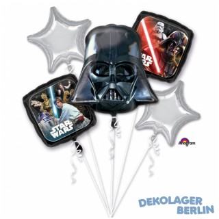 Ballon Bouquet Star Wars