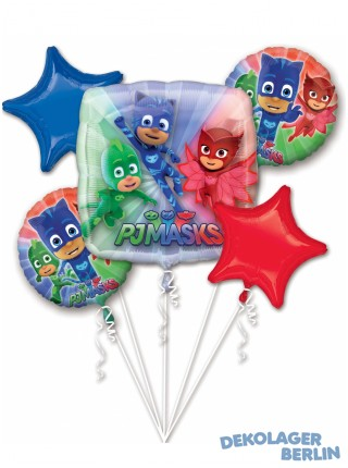 Ballon Bouquet PJ Masks