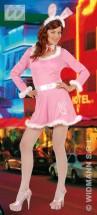 Bunny Kostüm pink-Dekolager Berlin