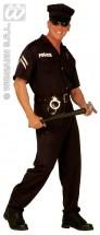 Polizisten Kostüm M/L-Dekolager Berlin